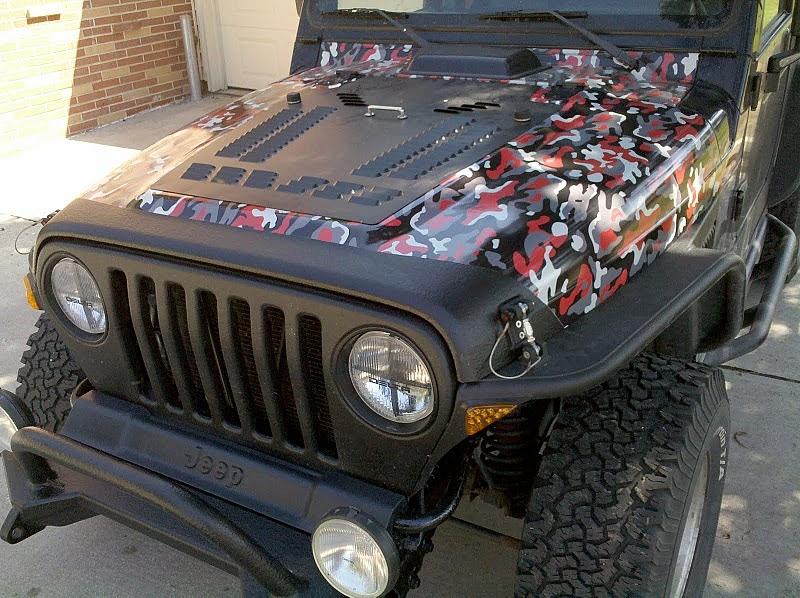 Calling All Camo Jeeps Page 5 Jeepforum Com
